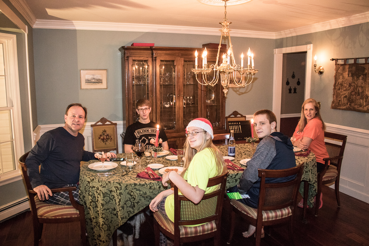 The Lynches Christmas 2015  ~~
